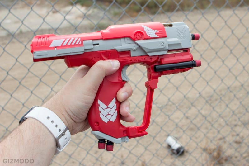 Review: BOOMco's Halo Dart Guns Aren't All a Gamer's Dream Come True