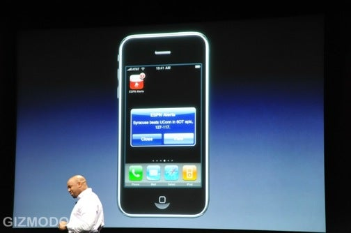 First iPhone 3.0 Apps Show Off New Functionality