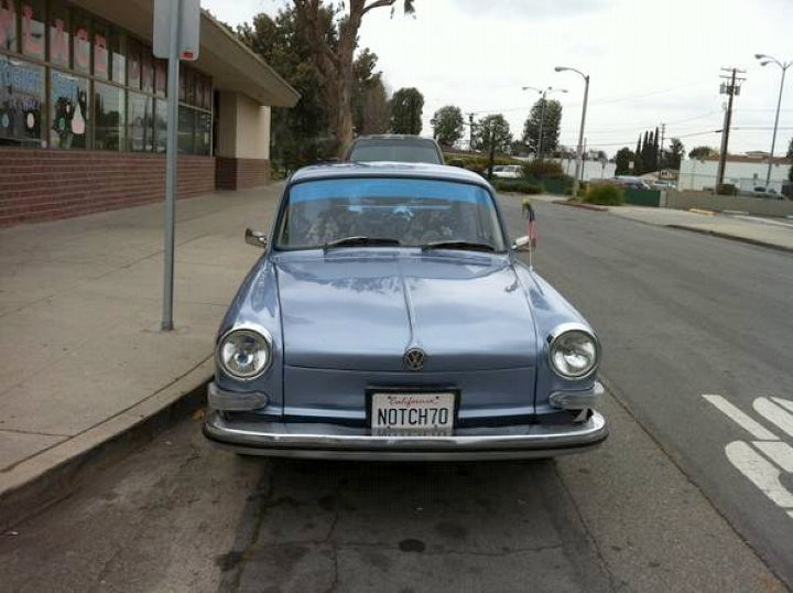 Could You See Paying $18,500 For This 1970 VW Type 3 Notch?