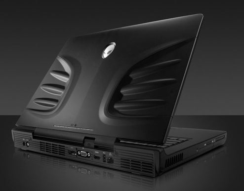 Alienware M17 Powered by ATI CrossFireX Dual Graphics Cards, Still Unmovable