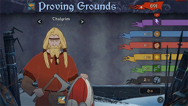 The Banner Saga is the Most Beautiful (Digital) Board Game I've Ever Played