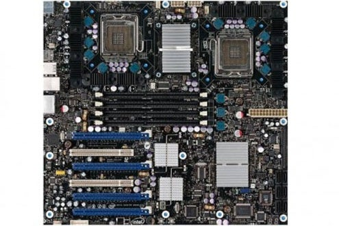 Eight-Core Intel Skulltrail Motherboard Gets Official, Is the Biggest, Baddest, Gaming Motherboard Around