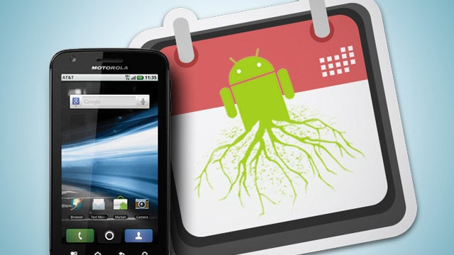 How to Root the Motorola Atrix 4G [Out of Date]
