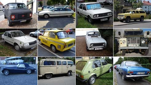 We Hit The Slovenian (And Croatian) Jackpot: 12 Vehicles Down On The Adriatic Street