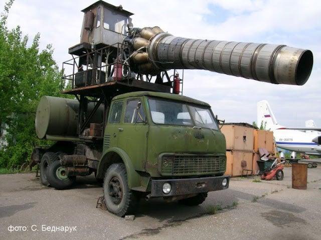 The Jet Engine Truck That Exploded At Daytona