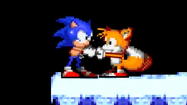 And Then Sonic Realized Tails Was Immortal