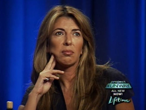 Nina Garcia Talks Crappy Judging, Sci-Fi Ice Queen Outfit, Controversial Eliminations