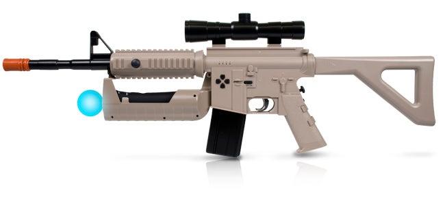 CTA Digital Assault Rifle Visual Guide