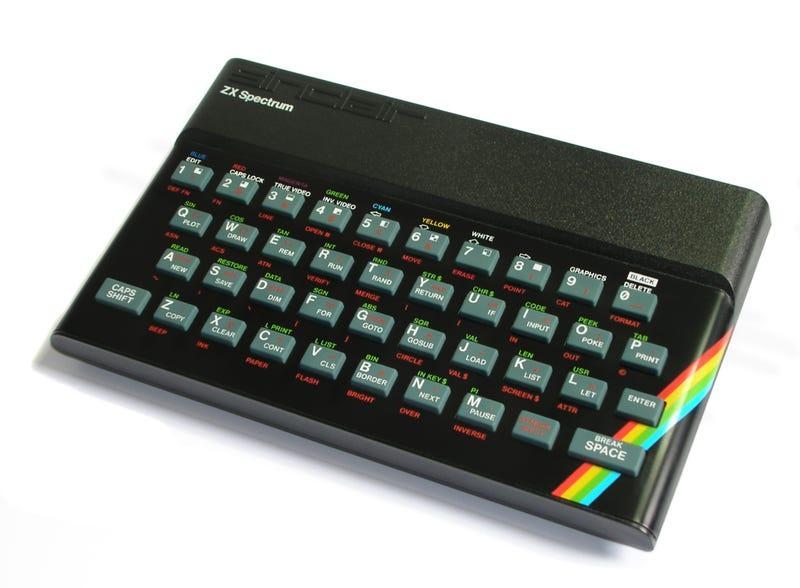 Happy 32nd Birthday, ZX Spectrum 48k!