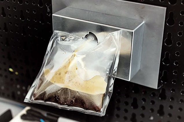 Earthly Physicists Designed the Perfect Cup for Space Espresso