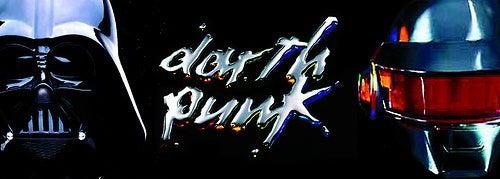 Real-Life Fan-Fic Alert: Darth Vader & Daft Punk Team Up To Hawk Adidas