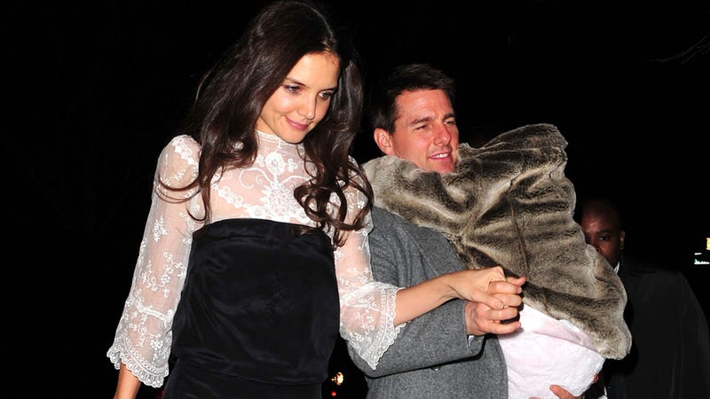 Katie Holmes Granted 'Primary Physical Custody' of Suri, Tom Cruise Is Not Allowed to Talk About Religion