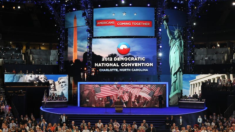 Round One of the Great RNC vs DNC Ratings Battle Goes to the Democrats