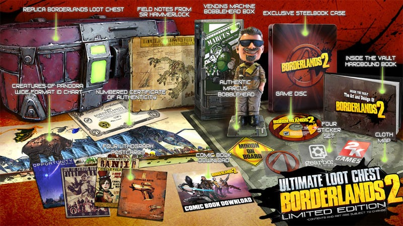 Borderlands 2 Loot Chest Wants to Get Players Pillaging