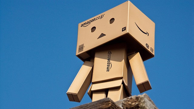 Amazon Staves Off the Tax Man for Another Year