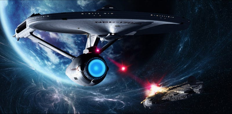 What's the greatest fictional spaceship of all time?