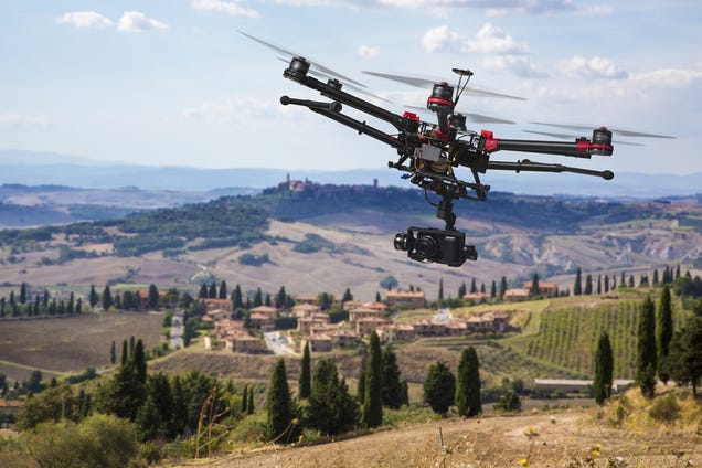 The FAA Is Allowing a Company To Fly a Massive Fleet of 300 Drones