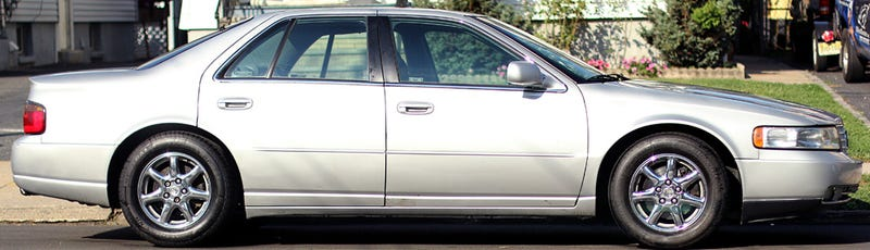 How More = Less. The Story Of My 2002 Cadillac Seville STS