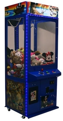 The dark secret of arcade crane games: 17 times out of 18, you will lose