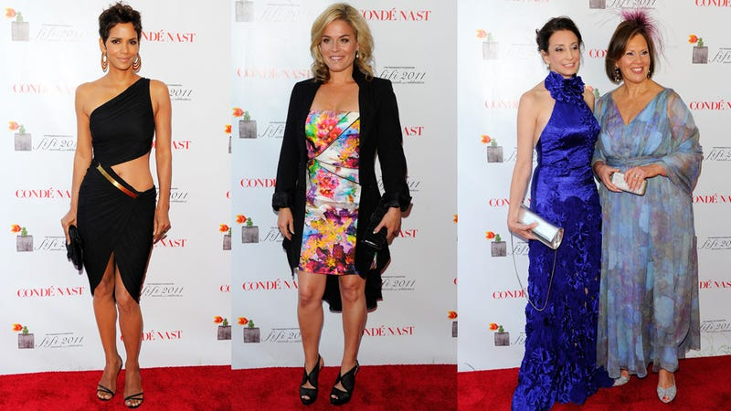 Outfits Don't Totally Stink At Fragrance Awards
