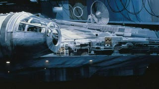 The matte paintings of the original <i>Star Wars </i>trilogy and their creators