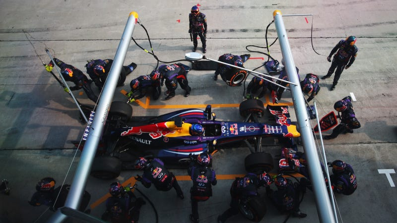 Crappy-Sounding Formula One V6 Turbo Engines Could Get 'Artificial Enhancement'