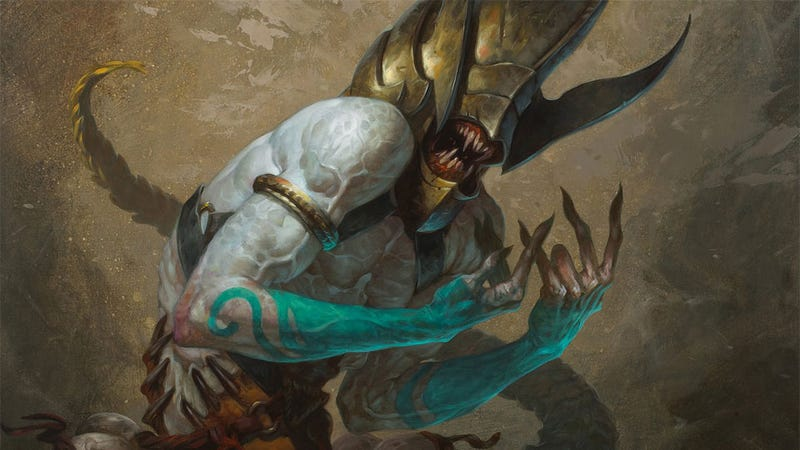 Some Diablo III Art To Bite Your Face Off