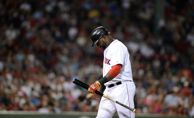 David Ortiz Is Furious About His Failed PED Test Coming Up Again