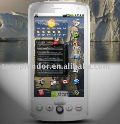 Fake Android G2 Phones Invading the World