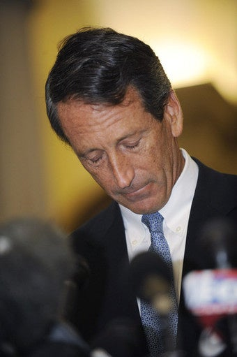 Mark Sanford Bitchslaps Soulmate In Open Letter
