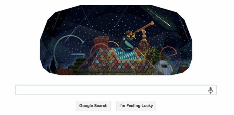 Astronomer Maria Mitchell gets a Google doodle for her 195th birthday