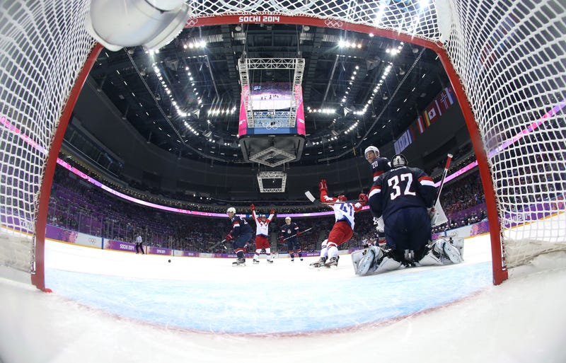 IIHF To Change Rule That Gave U.S. Victory Over Russia