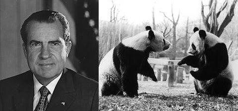 Richard Nixon's Panda Sex Tips