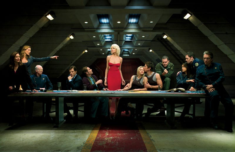 Netflix Dances on Blockbuster's Grave, Adding SNL and Frakking Battlestar Galactica To Watch Instantly