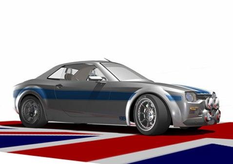 Ford Escort MK1 Concept