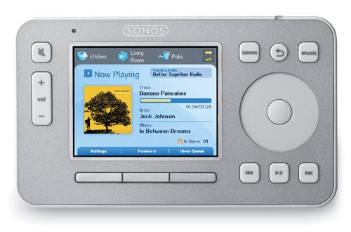 Pandora Hits Sprint Phones and Sonos Remotes