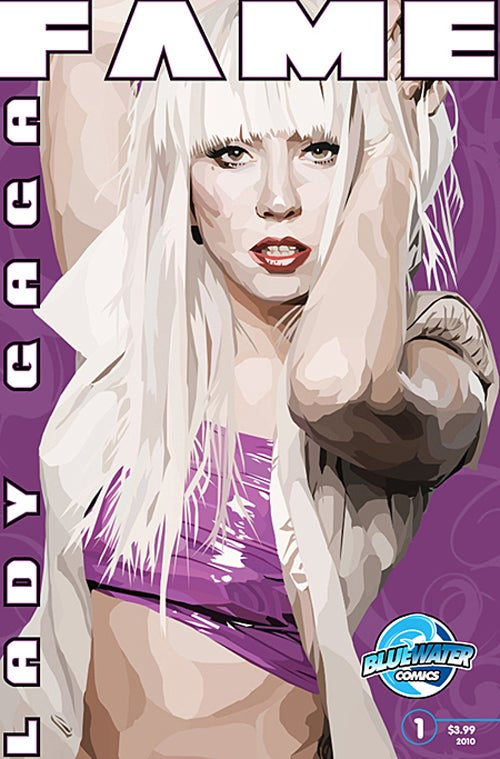 Good Idea, Gruesome Execution: The Lady Gaga Comic Book