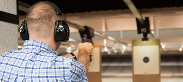 Lead Poisoning Has Become A Serious Health Threat At Shooting Ranges