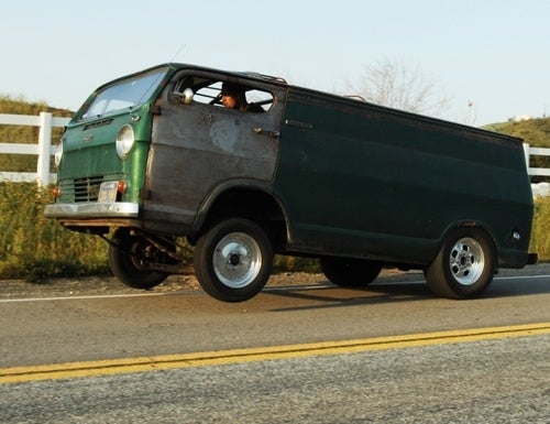 Slim's Wheelie Van: Know It, Love It