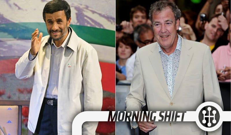 Iran Loves Jeremy Clarkson