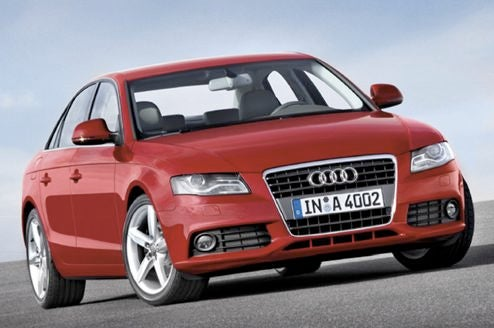 Drive The 2009 Audi A4 For Free... On Your iPhone