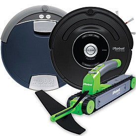 Dealzmodo: Buy 2 Get 1 Free for Three-Pronged iRobot House Cleaning Team