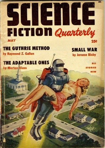 How to be a very silly science fiction/fantasy writer