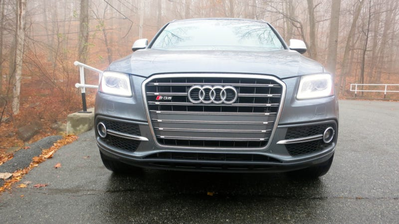 2014 Audi SQ5: The Jalopnik Review