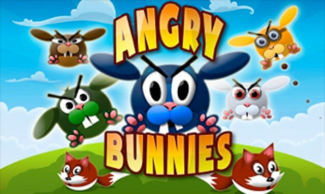 Shameless Angry Birds Clone Shows Up On Nintendo 3DS