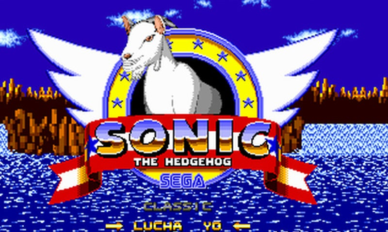 Sega Lets Modders Get Freaky With Its Classic Games