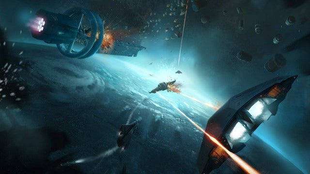 The Elite: Dangerous Kickstarter Now Actually Shows A Little Bit More Elite: Dangerous