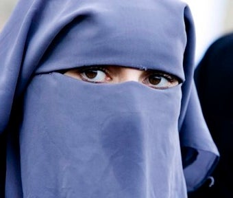 French Parliament House Approves Veil Ban