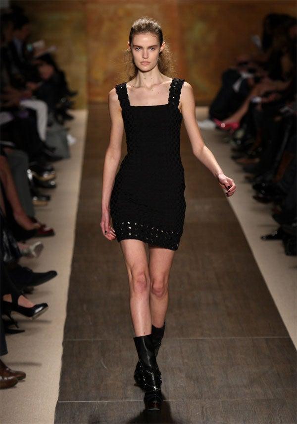 Fashion Week: Living The Nightmare In 6-Inch Platform Heels
