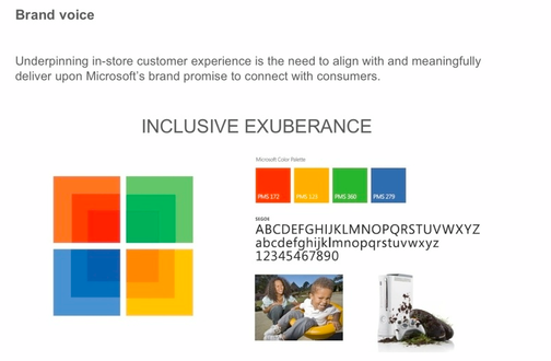 Microsoft Flower Power Logo Suggests Leaked Store Plans Are a Go